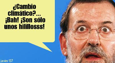 Rajoy hilillos