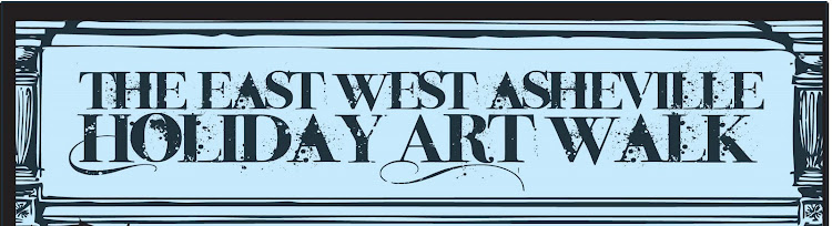 East West Asheville Art Walk