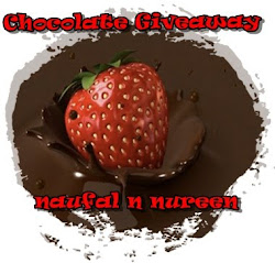 ~~Chocolate Giveaway~~