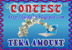 ~~Contest Teka Amount~~
