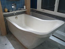 Custom Concrete Tub