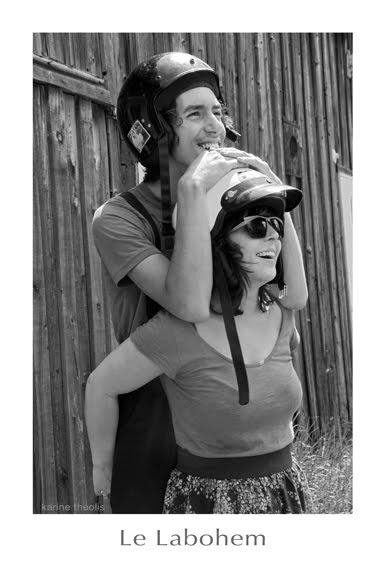Étienne et Kim