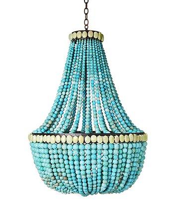 Life diy beaded chandelier diy beaded chandelier aloadofball Choice Image