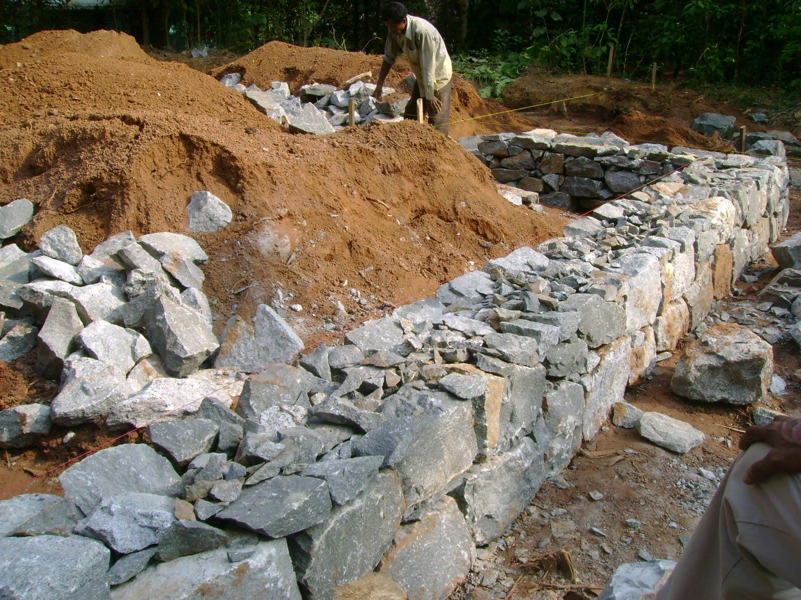 House Basement Construction