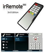Aplicativos para Celulares Symbian - Total IrRemot Control