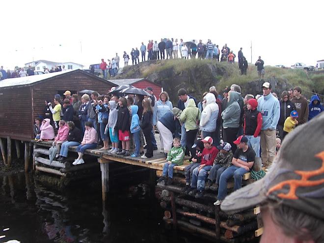 champneys west cardboard boat race 2008