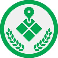 Quad Squatter Badge