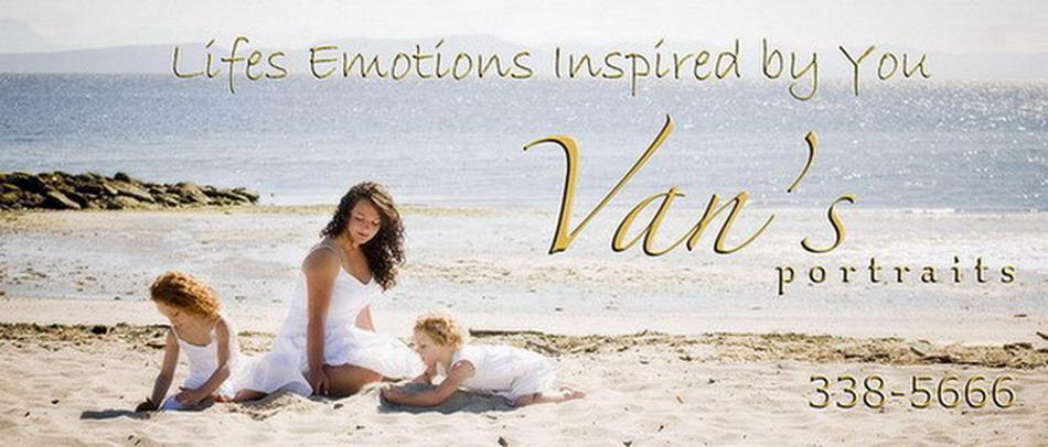 Van's Portraits