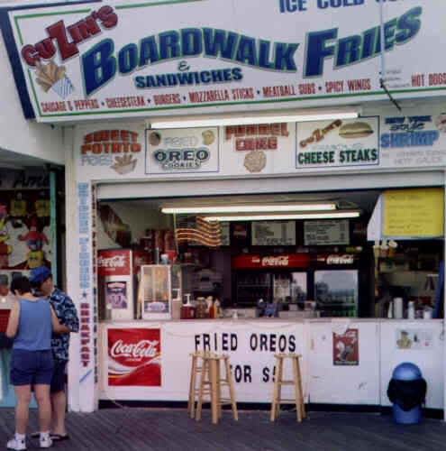 What's Cookin'?: Boardwalk Fries