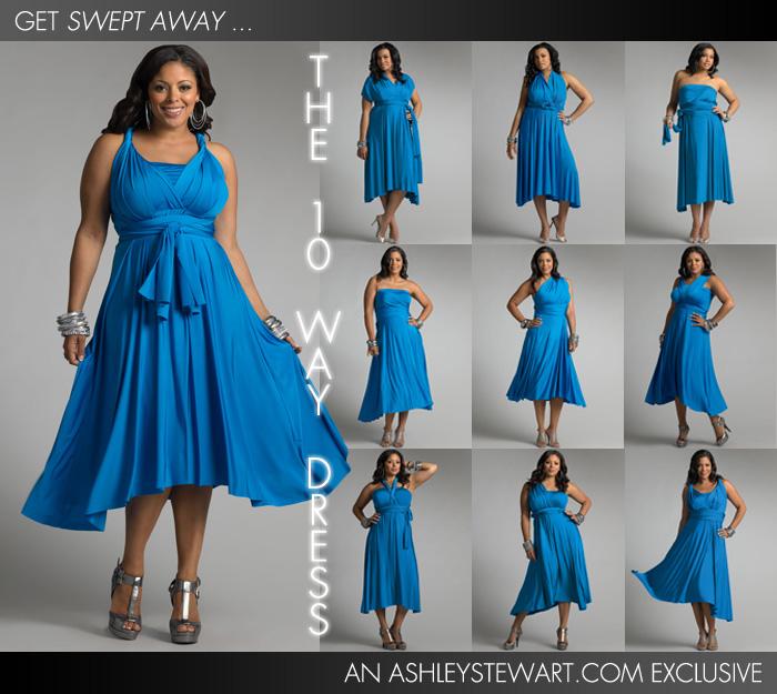 Платье трансформер для полных варианты завязывания