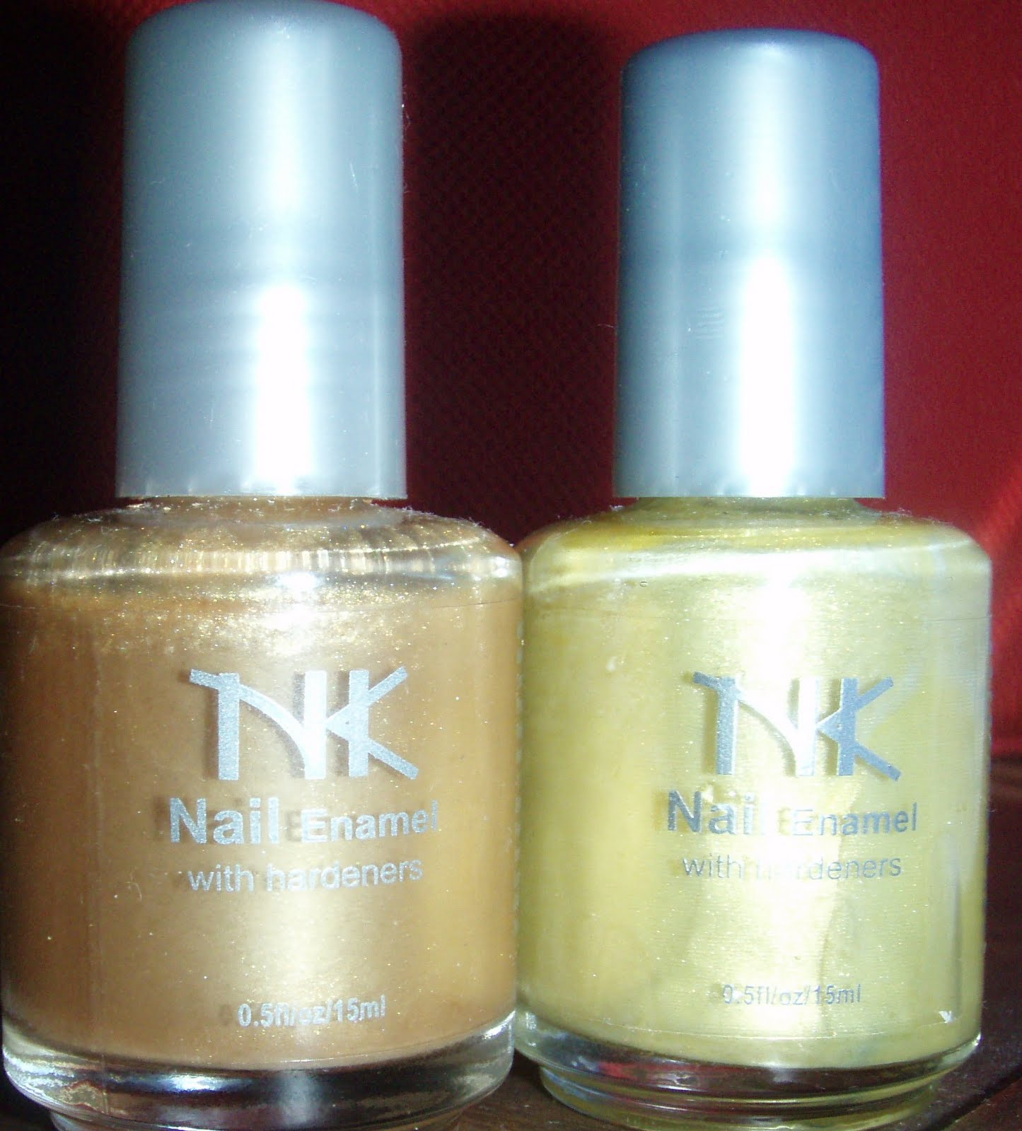 makeup CRAZIE!: Nails Of The Day (NOTD) - GOLD - NK Flamboyant and ...