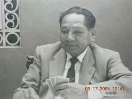 Mi abuelo Ruperto Regis Vallejos