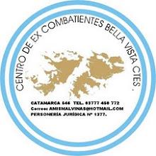 Este blog apoya al centro de ex combatientes de Bella Vista Ctes.