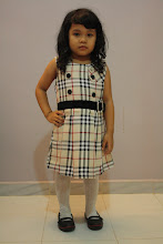 burberry checkerdress brown