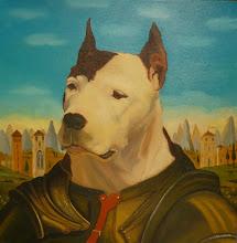 American Pitbull Warrior