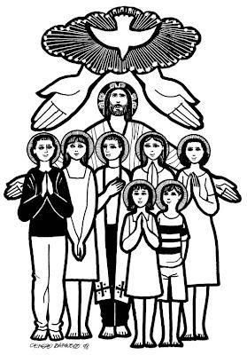 Foto 0 en  - Evangelio Misionero del Dia: 1 de Noviembre de 2010 - Solemnidad de Todos los Santos