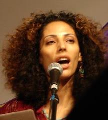 Suheir Hammad, Palestinian-American poetess
