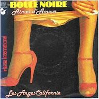 Boule Noire - Aimer d'Amour (1978)