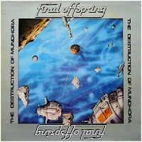 Final Offspring - Conquest Of Mundhora / Robot's Order / Message (1978)
