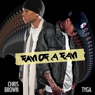 Movie Chris Brown Lyrics on Video  Chris Brown   Tyga   Ain T Thinkin Bout You Lyrics N Video