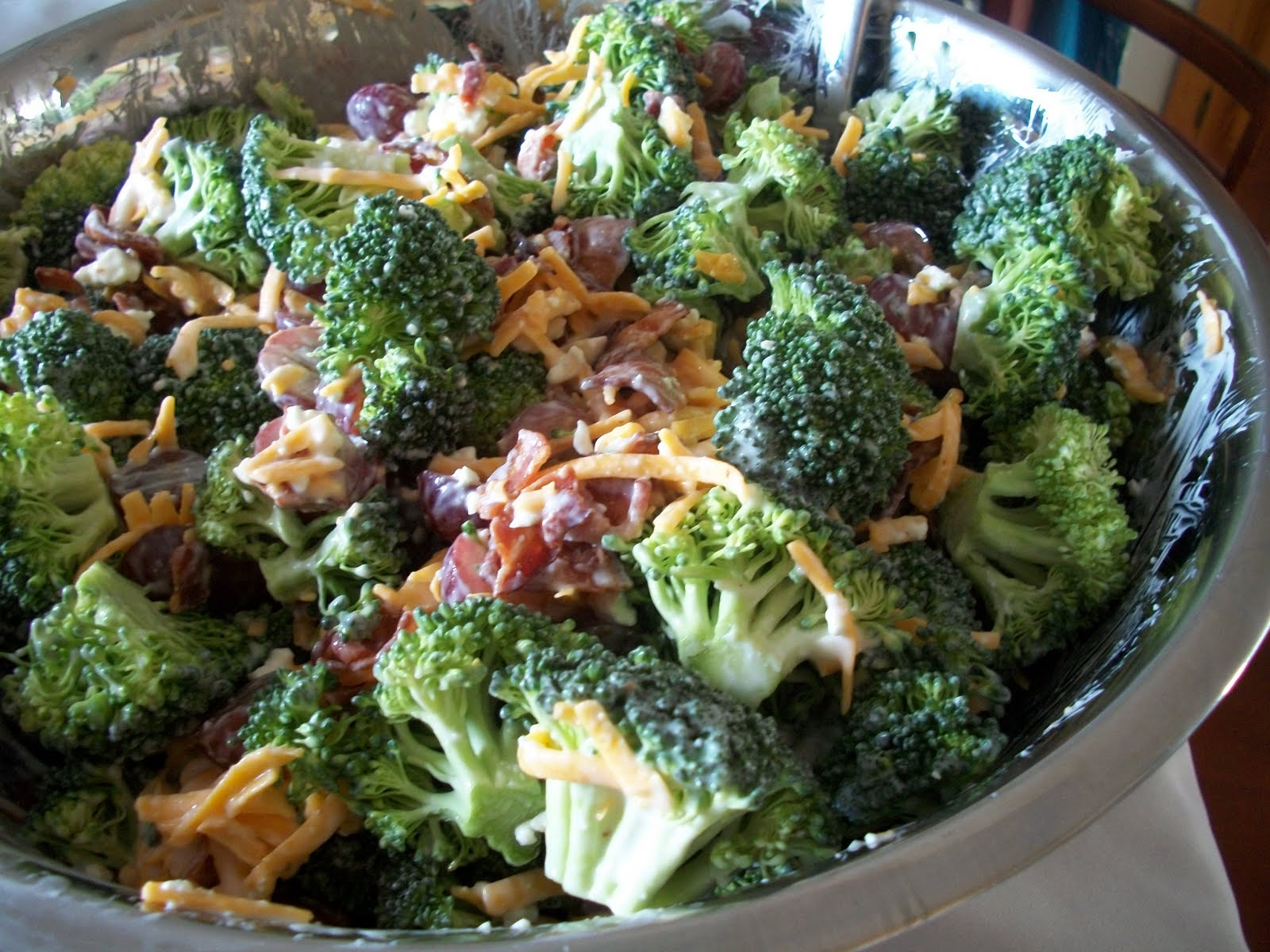 Broccoli Salad Recipe — Dishmaps