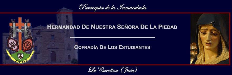 Hdad. de Ntra. Señora de la Piedad - La Carolina (Jaén)