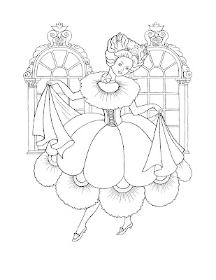 the princess and the frog coloring pages. Enough to bring out the
