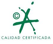 Blog con certificado de calidad