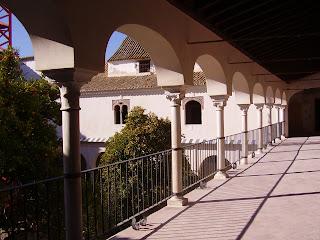 Cultura de sevilla convento de santa clara - Casas en santa clara sevilla ...