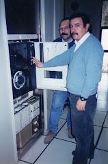 Operando una Unidad de cinta magnetica