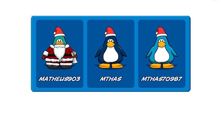 Meus Pinguins
