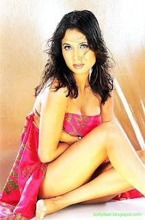 Miss India Shruti Sharma Bare Feet