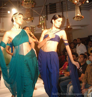 Hot Indian Models in Hot dress
