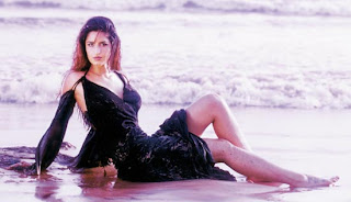 Katrina Kaif on beach