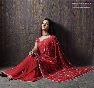 Gorgeous Indian Models in Saree