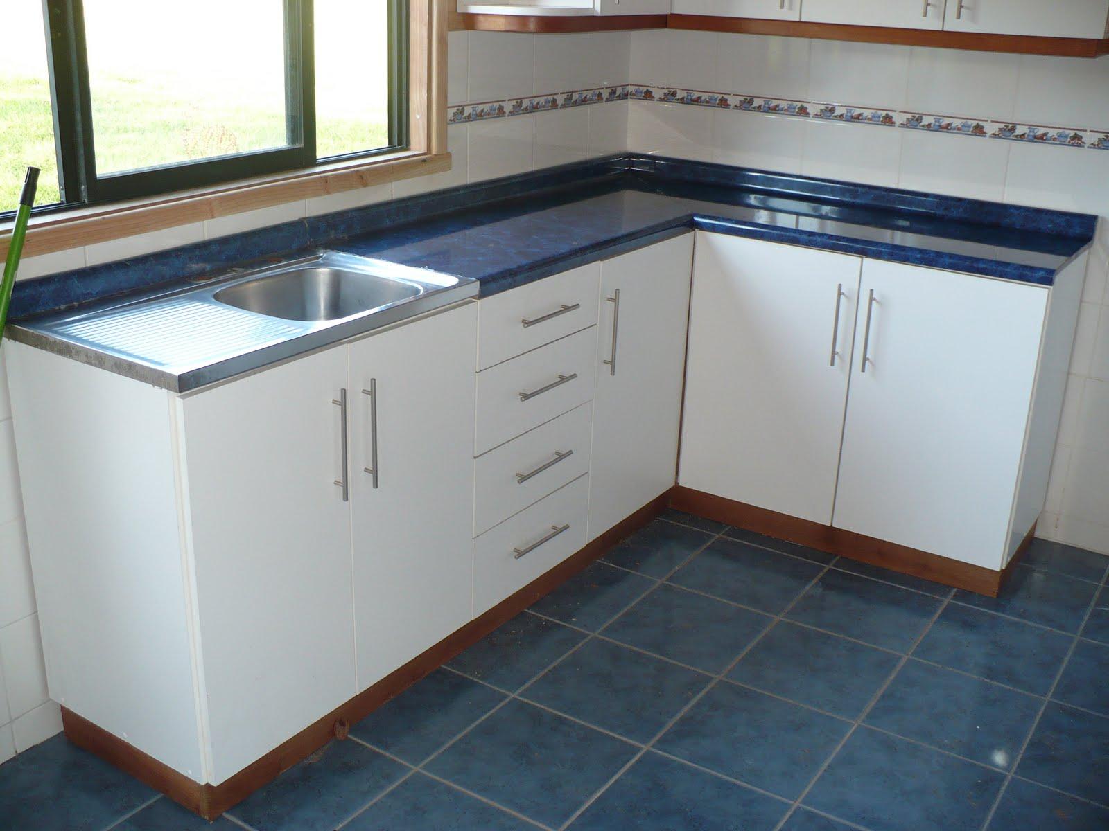 Muebles ovalle for Severino muebles cocina alacena melamina blanca