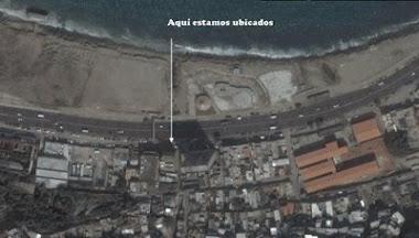 U.A. Vargas desde el satélite