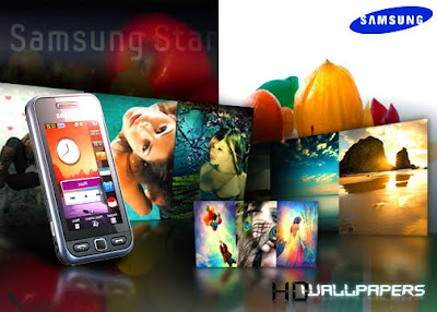 FREE DOWNLOAD NOKIA MOBILE SOFTWARES  Samsung Star  S5233  Wallpapers