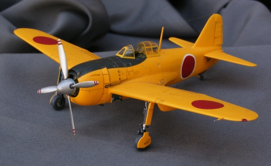 Japanese Yellow Aircraft Paint Armchair General And