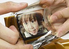 Sony revela nueva pantalla OLED flexible