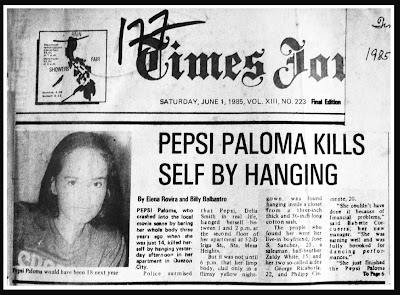 The rape of Pepsi Paloma | INQUIRER.net