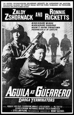 Maureen Mauricio and George Estregan