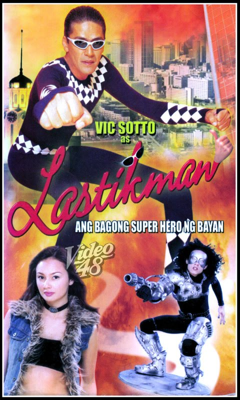Lastikman &#8211; vic sotto