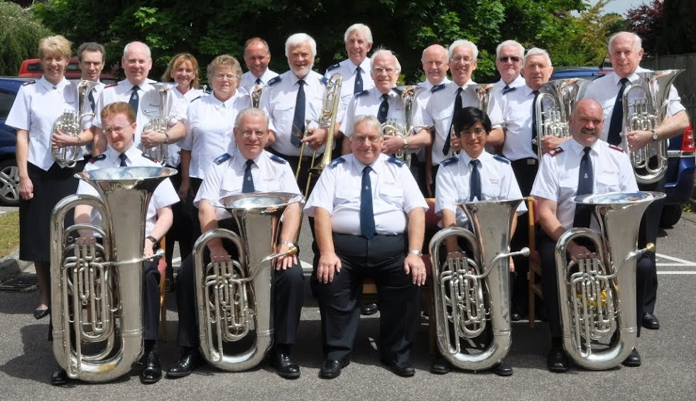 Upper Norwood Salvation Army Band