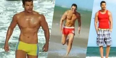 pic1 Sexy Men's Pouch bikini Swimwear black male underwear bikini(China ...