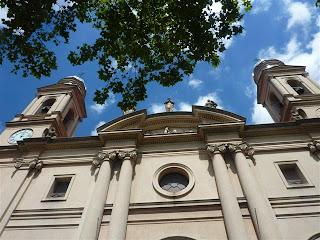 Kathedraal van Montevideo.