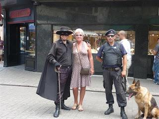 Zorro est arrivé!
