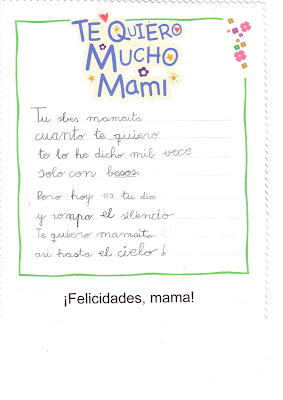 poemas de cumpleanos para mama - group picture, image by tag ...