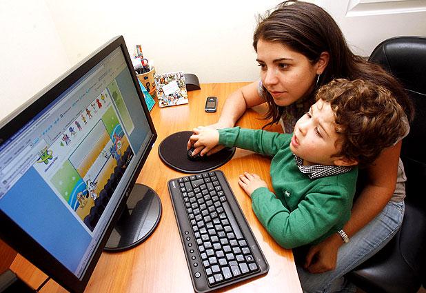 Usar el computador desde pequeño ayuda a prepararse para el colegio