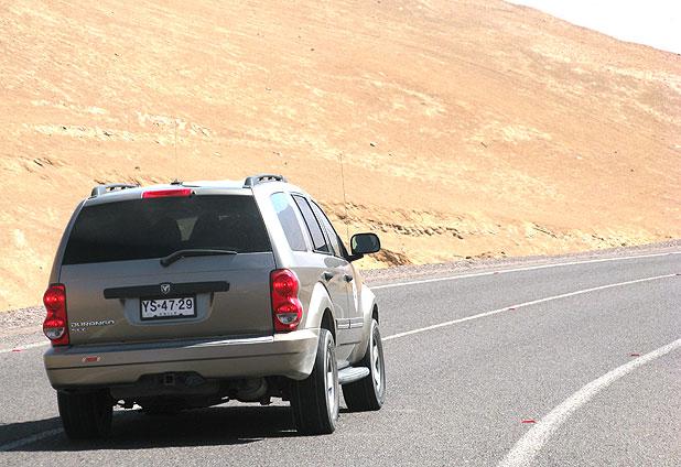 Subsecretario e intendenta iban en auto fiscal sorprendido a 160 km/h en ruta de Iquique.